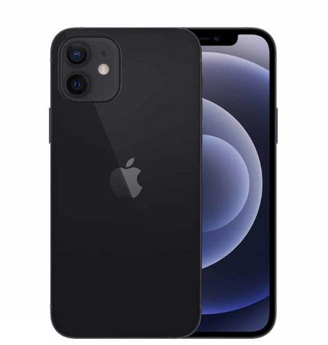 Apple Iphone 12 256GB Crni