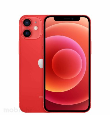 Apple iPhone 12 Mini 128 GB Crveni
