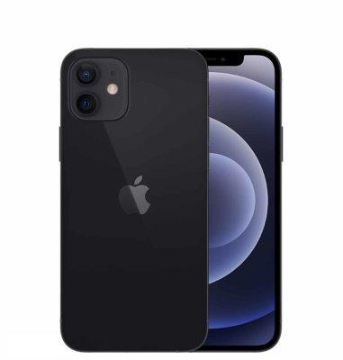 Apple iPhone 12 Mini 256 GB Crni
