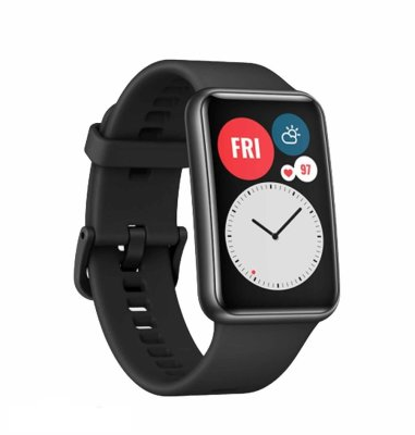 Huawei Watch Fit Crni