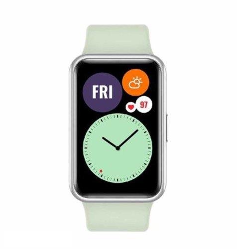 Huawei Watch Fit Zeleni