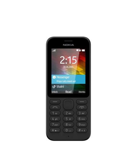 Nokia 215 Crni