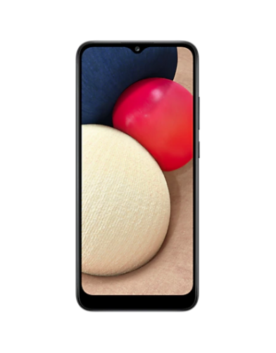 Samsung A02 3/32 GB Crni