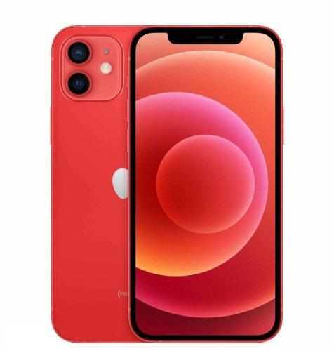 Apple Iphone 12 64GB Crveni