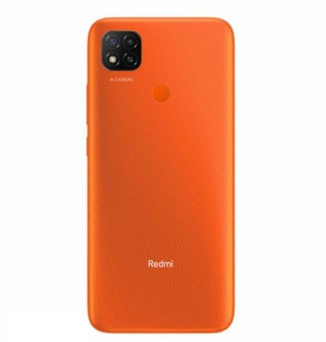 Xiaomi Redmi 9C NFC 2/32 GB Narandžasti