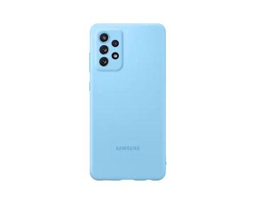 Samsung Galaxy A72 Silikonska maska Plavi
