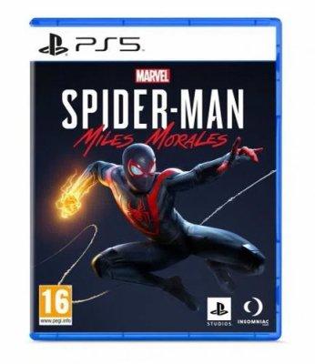 Sony PlayStation 5 Marvel's Spider-Man: Miles Morales