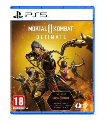 Sony PlayStation 5 Mortal Kombat 11 Ultimate