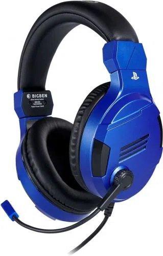 Sony PlayStation 4 Stereo Gaming slušalice v3 Plave