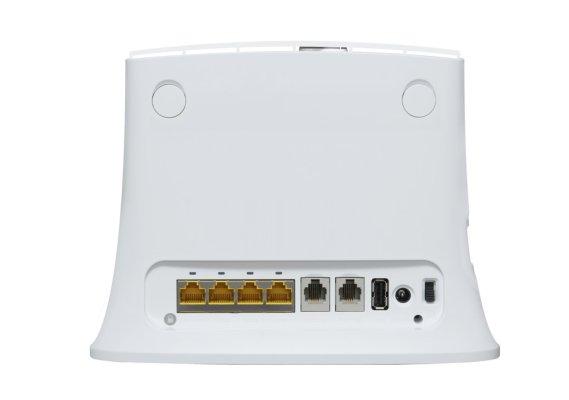 ZTE 4G Wi-Fi MF283U CAT4 router