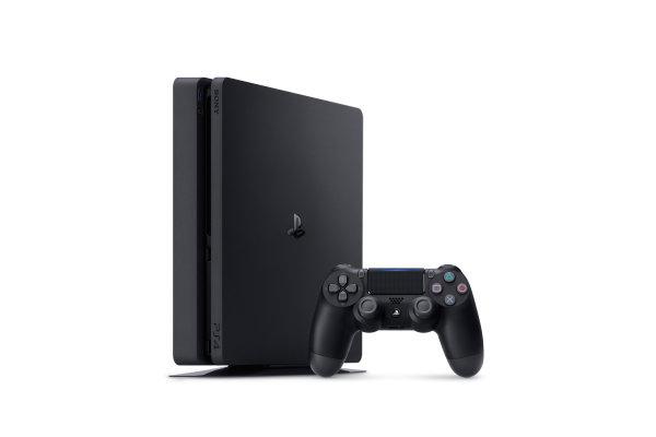 Sony PlayStation 4 Slim 500 GB Crni
