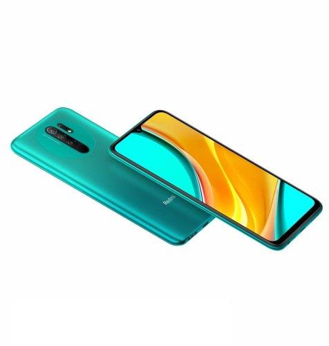 Xiaomi Redmi 9 4/64 GB Zeleni